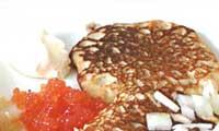 ブリヌィの食材とレシピ